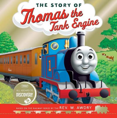 The Story of Thomas the Tank Engine (75th Anniversary Edition)