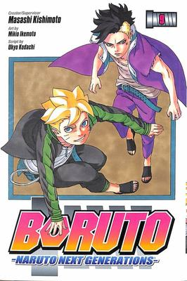 Boruto Vol. 9 (Naruto Next Generations)