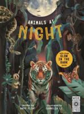 Animals at Night: Glow in the Dark