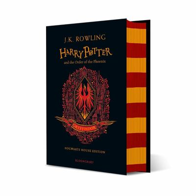 Harry Potter and the Order of the Phoenix (HB Gryffindor)