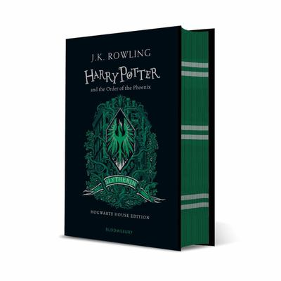Harry Potter and the Order of the Phoenix (Slytherin)
