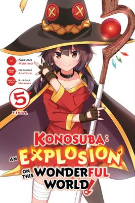Konosuba: an Explosion on This Wonderful World!, Vol. 5 (manga)