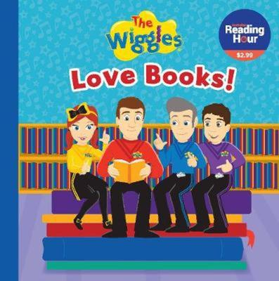 The Wiggles Love Books