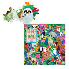 Sloths: 1000-Piece Jigsaw Puzzle (EB-PZTSLO)