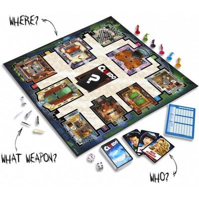 Cluedo Cassic Mystery Game