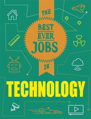 STEAM Jobs: the Best Ever Jobs in Technology Illustrated Edition