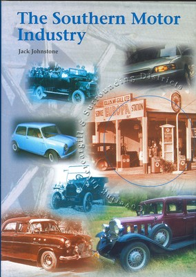 Southern Motor Industry - History of the Motor Industry in Invercargill