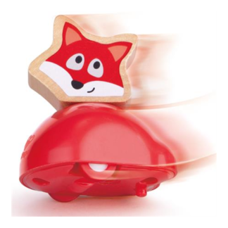 Fox Push & Run Car