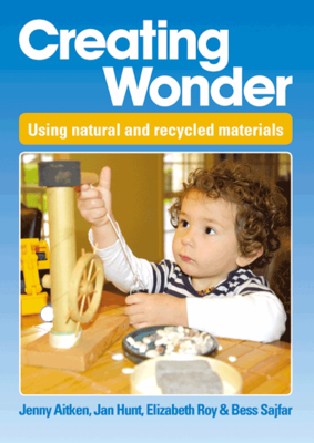 CREATING WONDER USING RECLAIMED AND NATURAL MATERIALS
