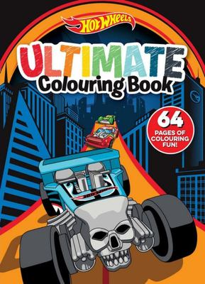 Hot Wheels: Ultimate Colouring Book (Mattel)