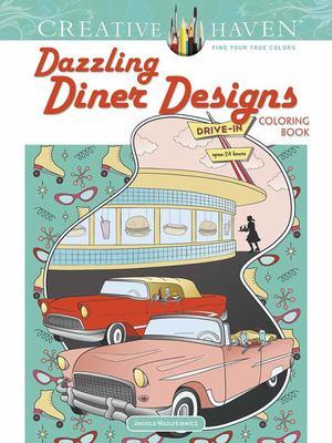 Creative Haven Dazzling Diner Designs