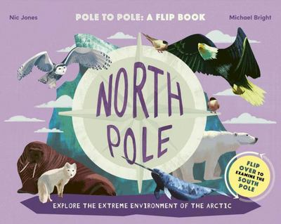 North Pole / South Pole - From Pole to Pole: a Flip Book