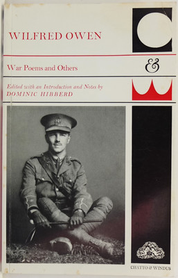 Wilfred Owen: War Poems and Others
