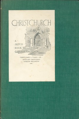 Christchurch - A Sketch Book