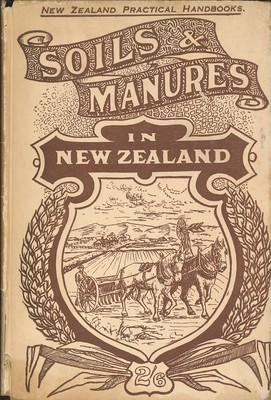 Soils & Manures in New Zealand