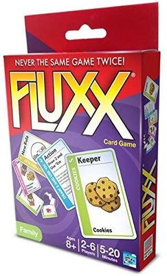 Fluxx Special Edition Card Game