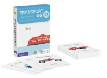 ME216A Transport Flash Cards