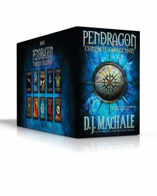 Pendragon Complete Collection - The Merchant of Death; the Lost City of Faar; the Never War; the Reality Bug; Black Water; the Rivers of Zadaa; the Quillan Games; the Pilgrims of Rayne; Raven Rise; the Soldiers of Halla