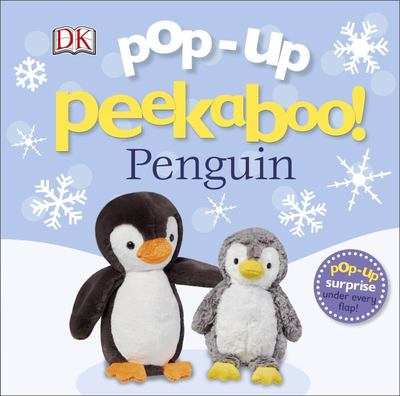 Pop up Peekaboo! Penguin