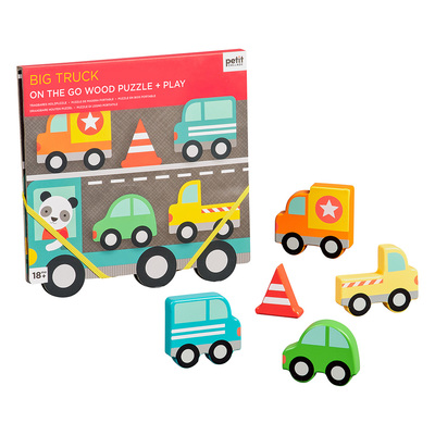 Chunky Puzzle Big Truck