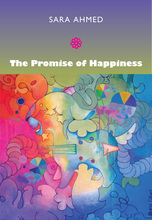 Homepage promise of happiness