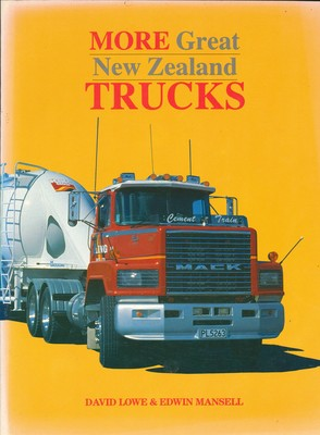 More Great New Zealand Trucks