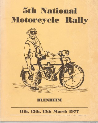 5th National Motorcycle Rally