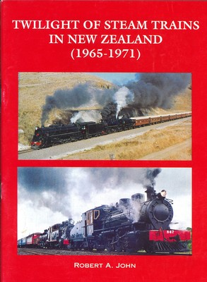 Twilight of Steam Trains in New Zealand (1965-1971)
