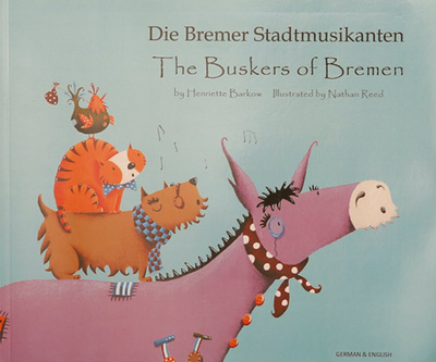 The Buskers of Bremen (German & English)