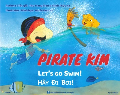 Pirate Kim: Let`s Go Swim! HAY DI BOI! ( Vietnamese & English)