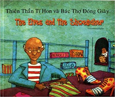 The Elves and the Shoemaker (Vietnamese & English)
