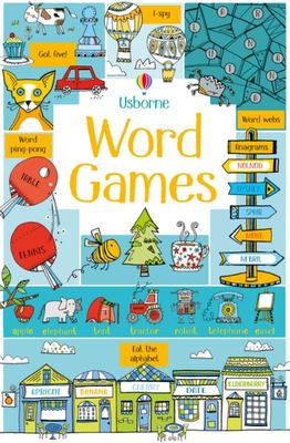 Word Puzzles & Games