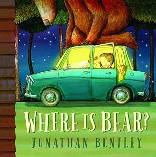 Where is Bear? (Chinese & English)