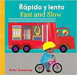 Rapido y Lento/Fast and Slow (Spanish & English)