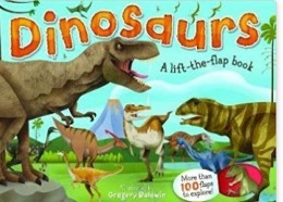 Lift-the-Flap A: Dinosaurs