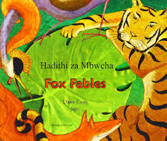Fox Fables (Swahili / English)
