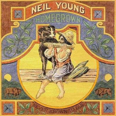 Homegrown - Neil Young (CD)