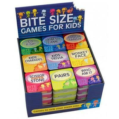 Bite Size Games For Kids