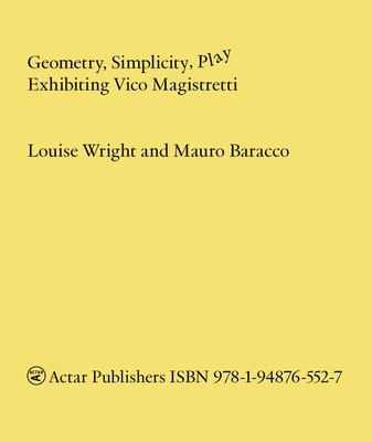 Geometry, Simplicity, Play - Exhibiting Vico Magistretti