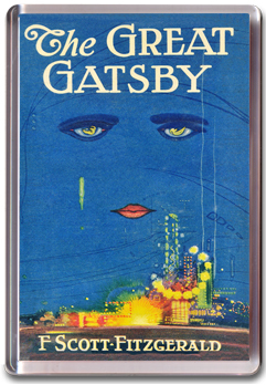 Great Gatsby - Magnet