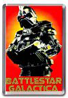 Battlestar Galactica Fridge Magnet