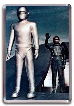 Day The Earth Stood Still - Fridge Magnet