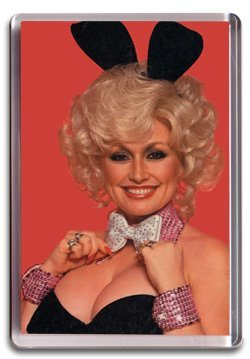 Dolly Parton - Fridge Magnet