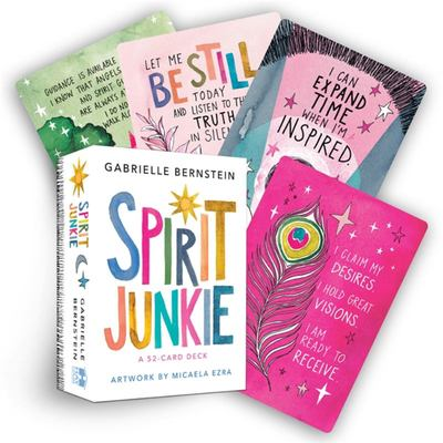 Spirit Junkie - A 52-Card Deck