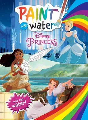 Disney Princess: Paint with Water