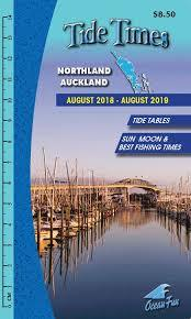 Tide Tables Nthland - Auck