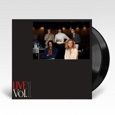 Live Vol. 1 - Parcels (2LP)