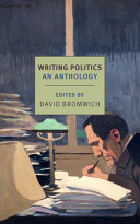 Writing Politics - An Anthology