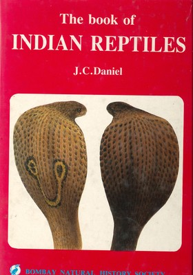 The book of Indian Reptiles