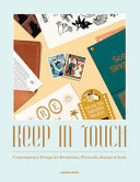 Keep in Touch - Contemporary Design for Invitations, Postcards, Stamps and Seals